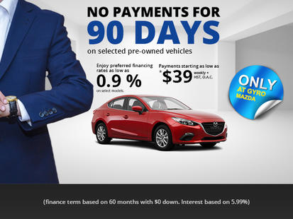 Purchase a Pre-Owned Vehicle Today!