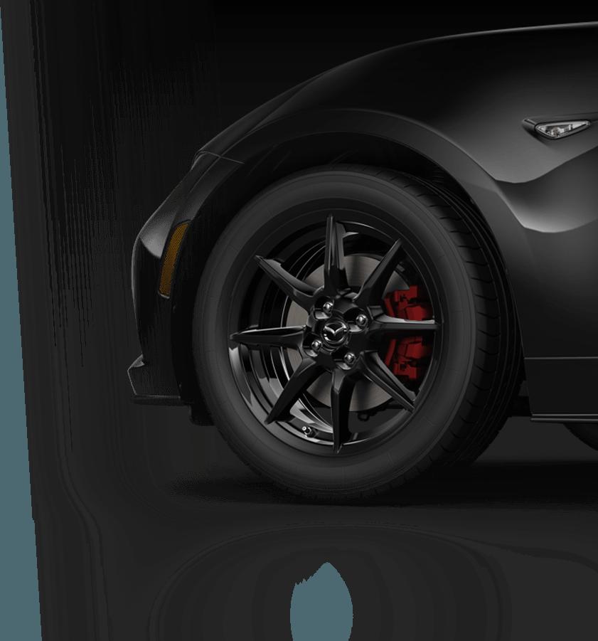 car-wheel - Gyro Mazda