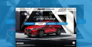 Gyro Mazda