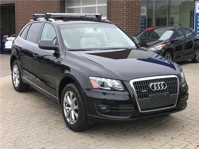 2012 Audi Q5 200T Premium Plus