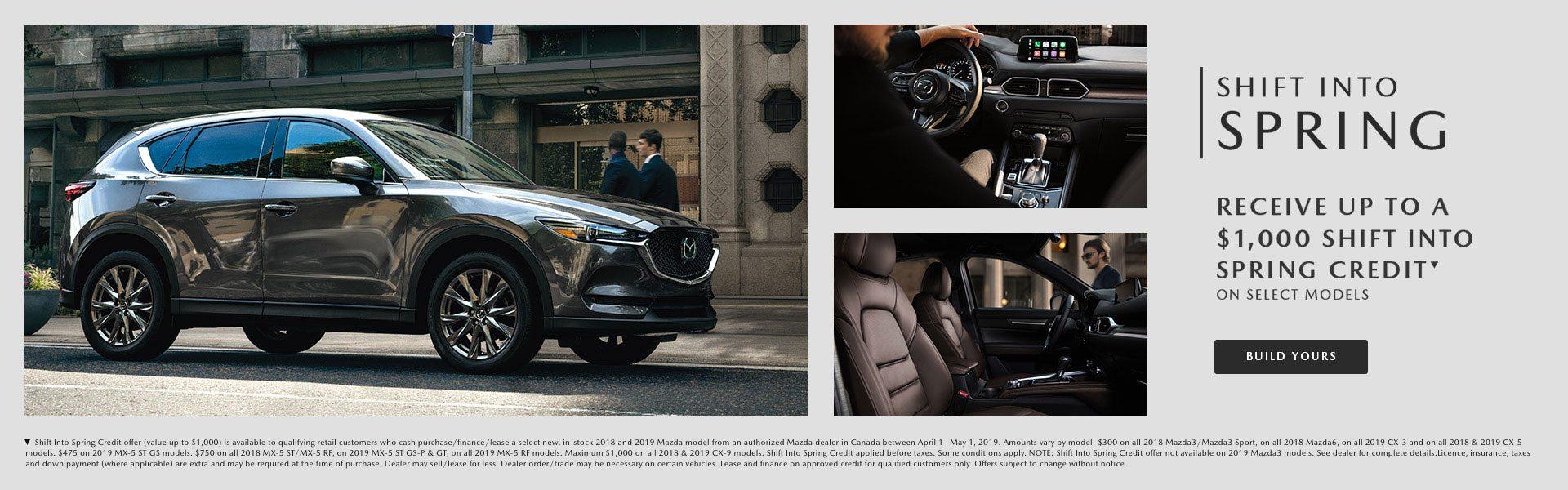 Gyro Mazda New Used Dealership